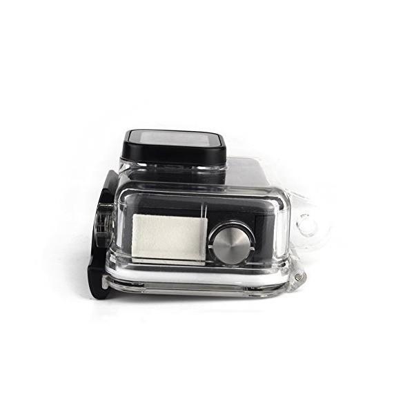 【Taisioner】GoPro用 曇り止めシート アクションカメラ通用 水中撮影必要 高吸水性 12枚入り 白い