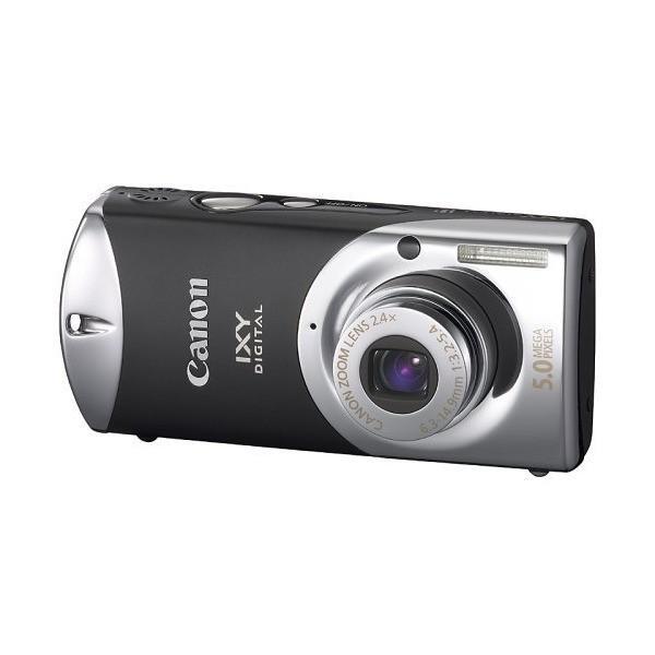 Canon IXY DIGITAL L3(ジェットブラック) IXYDL3(BK)