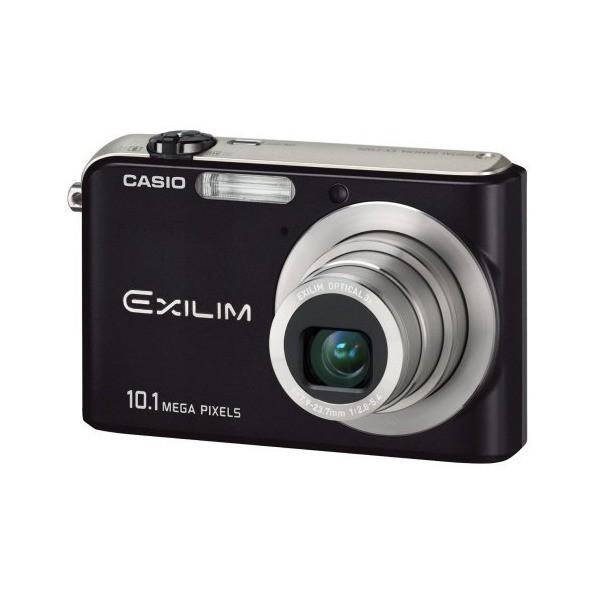 CASIO デジタルカメラ EXILIM ZOOM EX-Z1000 ブラック