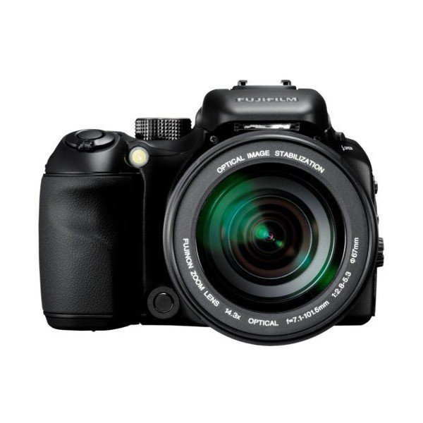FUJIFILM デジタルカメラ FinePix ファインピックス S100FS ブラック FX-S100FS