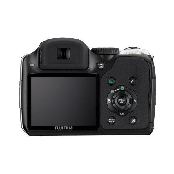 FUJIFILM デジタルカメラ FinePix (ファインピックス) S8100FD ブラック FX-S8100FD