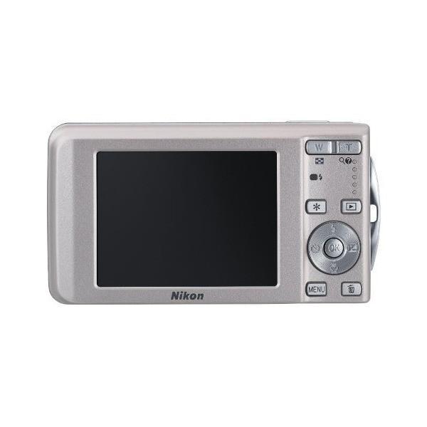 Nikon デジタルカメラ COOLPIX S520 ライトブロンズ COOLPIXS520B