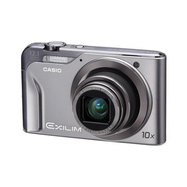 CASIO デジタルカメラ EXILIM エクシリムEX-H10 シルバー EX-H10SR