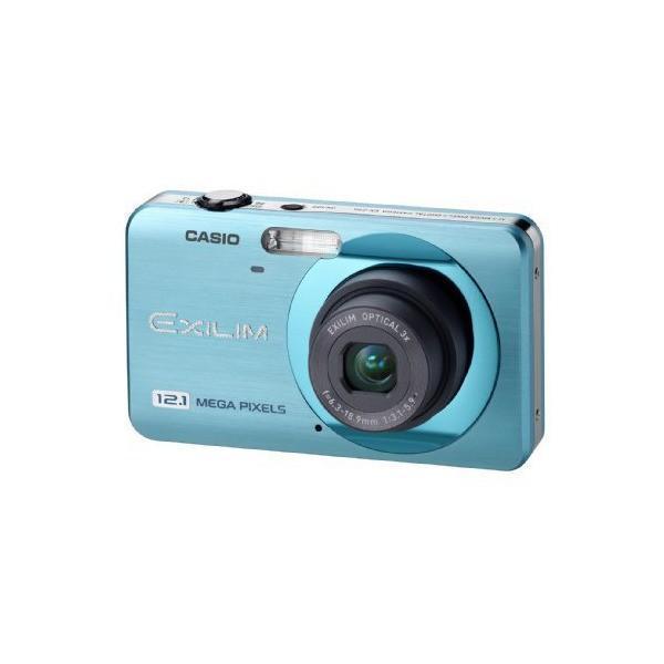 CASIO デジタルカメラ EXILIM EX-Z90 ブルー EX-Z90BE