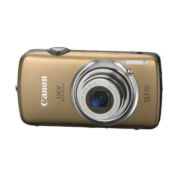 Canon デジタルカメラ IXY DIGITAL 930 IS ブラウン IXYD930IS(BW)