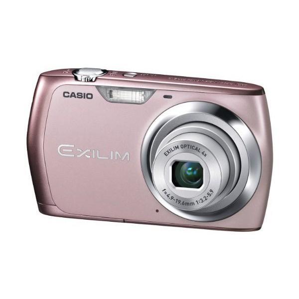 CASIO デジタルカメラ EXILIM ピンク EX-Z370PK
