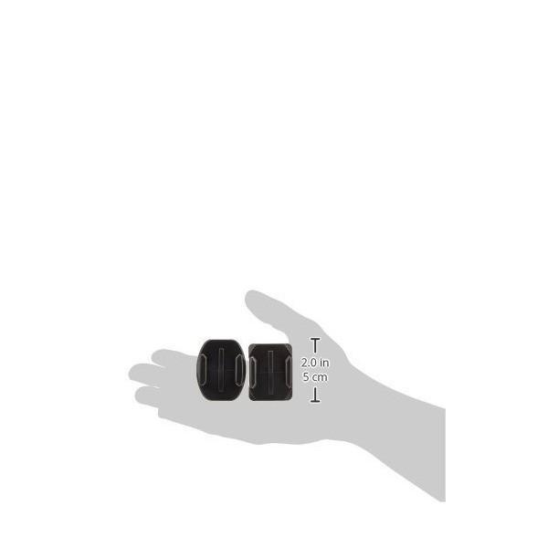 【国内正規品】 GoPro 純正アクセサリ ベースマウント(平面&曲面) AACFT-001