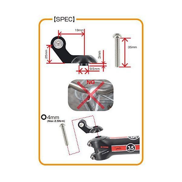 REC-MOUNTS トップキャップマウント タイプ1 Top Cap Mount for RICOHリコーアクションカメラ WG-M1 WG-M2
