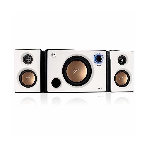HiVi M10 2.1ch bookshelf speakers - マルチメディア ブックシュルフ PC ゲーム スピーカー - tv テレビ|skygarden