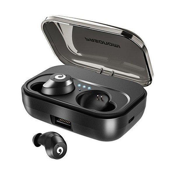 [Bluetooth5.0進化版] 72時間連続駆動 IPX7完全防水 Bluetooth イヤホン 完全 ワイヤレス イヤホン Pasonomi