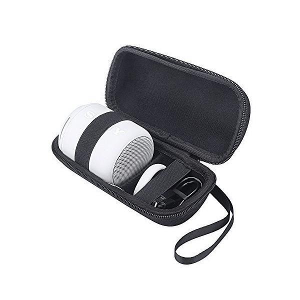 Gubest Sony SRS-XB10 専用のケース 収納ポーチバッグ 収納バッグ EVA Bluetoothスピーカー保護ケースポータブル キャ