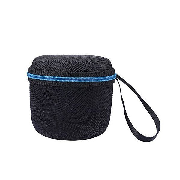 Vicstar Anker SoundCore mini ケース バッグ キャリングバッグ 収納バッグ 取っ手付き 防水布地 衝撃吸収 スリム 保護