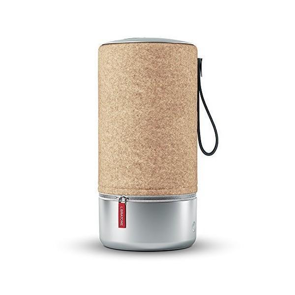 Libratone (リブラトーン) ZIPP Copenhagen WiFi + Bluetooth スピーカー (ワイファイ + ブルートゥース