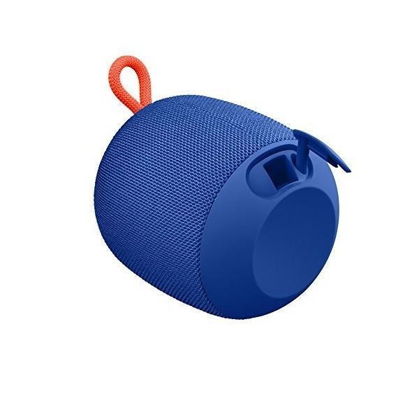 Ultimate Ears WONDERBOOM Bluetoothスピーカー IPX7防水/ワイヤレス/10時間連続再生/ポータブル ディープブル