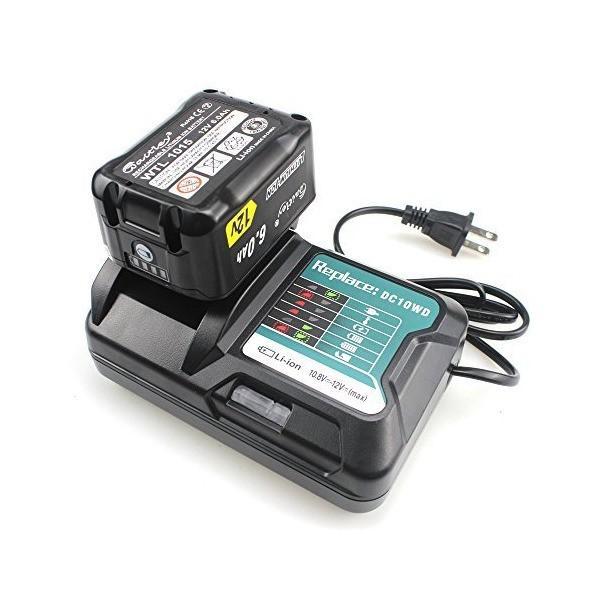 マキタ BL1015 バッテリー 充電器 DC10SA 10.8V12V 対応 BL1030 BL1050 BL1060 適用 電池用交換式チャー|skygarden|04