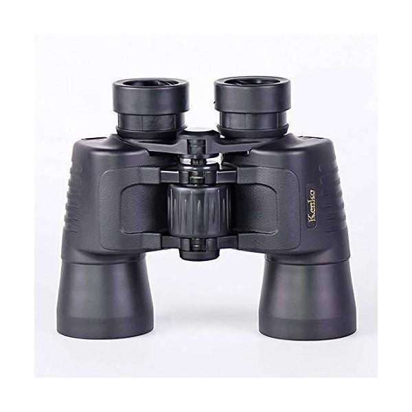 Kenko 双眼鏡 アートス 12×42 ポロプリズム式 12倍 42口径 ワイド 完全防水 ツイストアップ見口 ブラック 961797