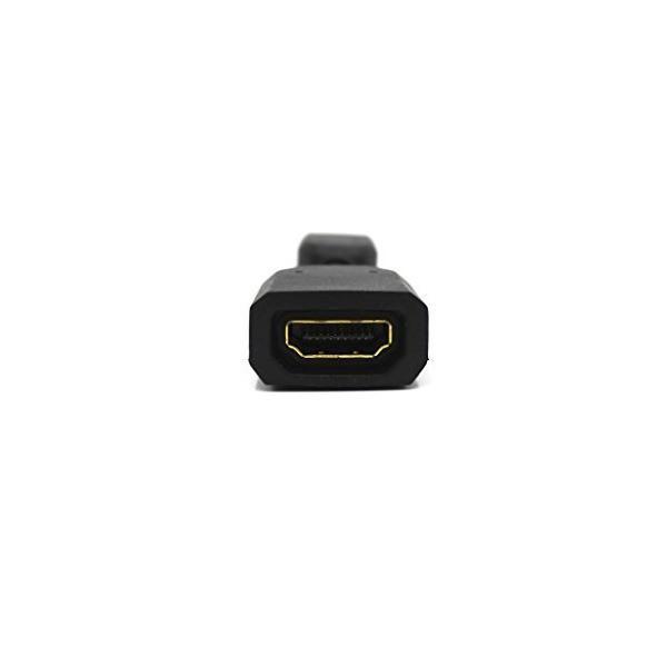 オーディオファン HDMI 延長ケーブル 10cm ハイスピード 金メッキ (1本)
