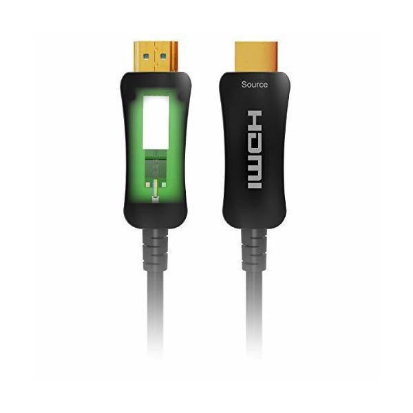 ATZEBE 光ファイバーhdmi ケーブル 30m、プレミアムHDMI 4K ケーブル 60P/4K HDR/Ultra HD/YUV4:4:4/