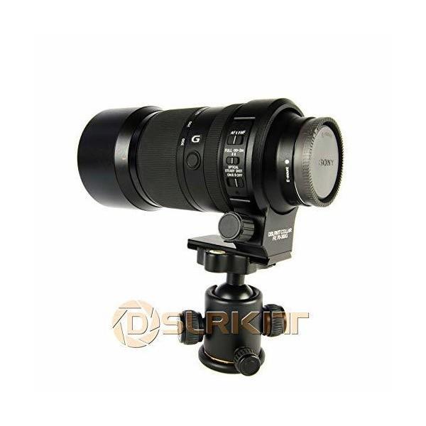 DSLRKITメタル三脚マウントリング Sony FE 70-300mm f/4.5-5.6 G OSS(SEL70300G)対応|skygarden|04