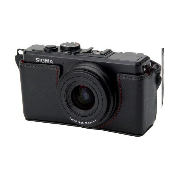 SIGMA 革製ハードケース HC-11 DPシリーズ用