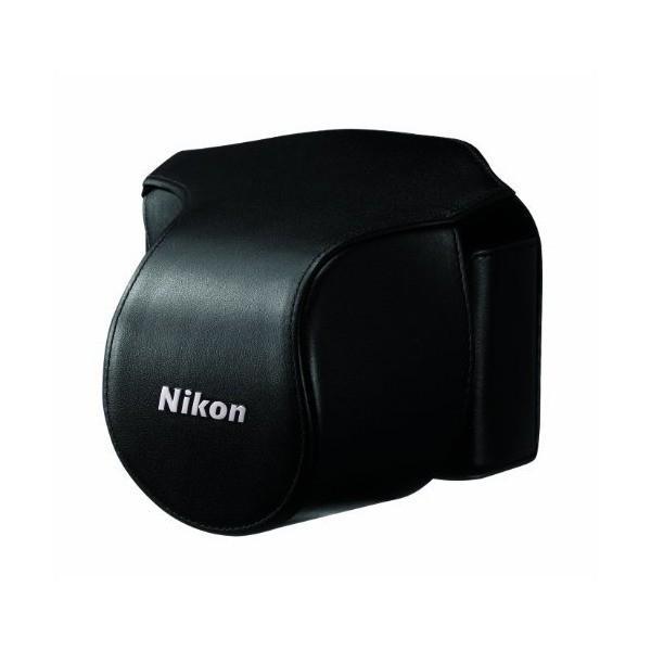 Nikon 一眼カメラケース ブラック CB-N1000SA BK
