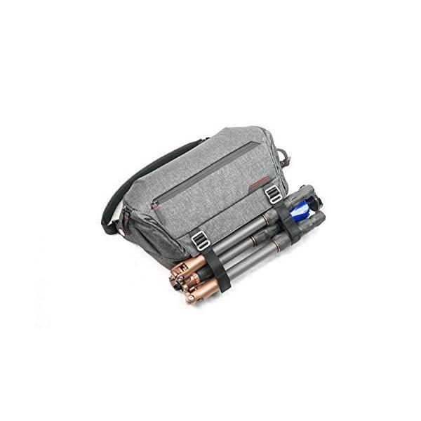 【国内正規品】PeakDesign ピークデザイン エブリデイスリング10L チャコール BSL-10-BL-1