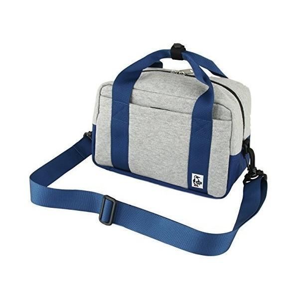 (チャムス) CHUMS Camera Boston Bag Sweat Nylon (カメラ ボストンバッグ) CH60-0805 H-Gray/