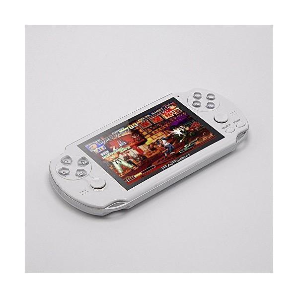 CZT デュアルコアチップ 64Bitハンドヘルドゲームコンソール4.3インチビデオゲームコンソールサポート16G 3000 CPS/NEOGEO/