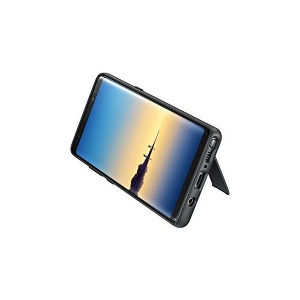 Samsung Galaxy Note 8 Protective Standing Cover EF - RN 950 Black [並行輸入品]