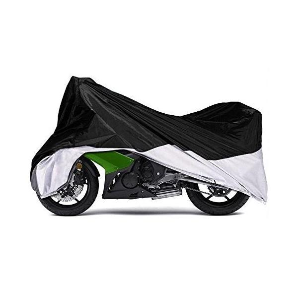 バイクカバー XXXXLサイズ( 295×110×140)バイク レインカバー 防水カバー 防水 防盗 UVカット 飛ばない 丈夫 大型 高品質 防塵 防風 skyhy 03