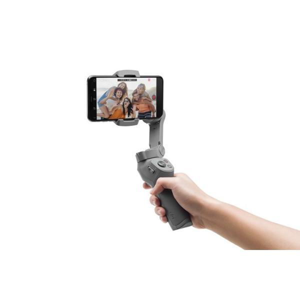 Osmo Mobile 3 コンボ DJI オズモモバイル3 折りたたみ式 スマートフォン用スタビライザー 3軸ジンバル|skylinkjapan|05