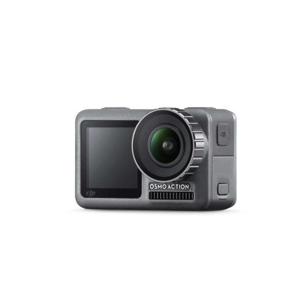 Osmo Action + 充電キット + GPCケース セット アクションカメラ 防水 DJI オズモアクション 4K HDR|skylinkjapan|02