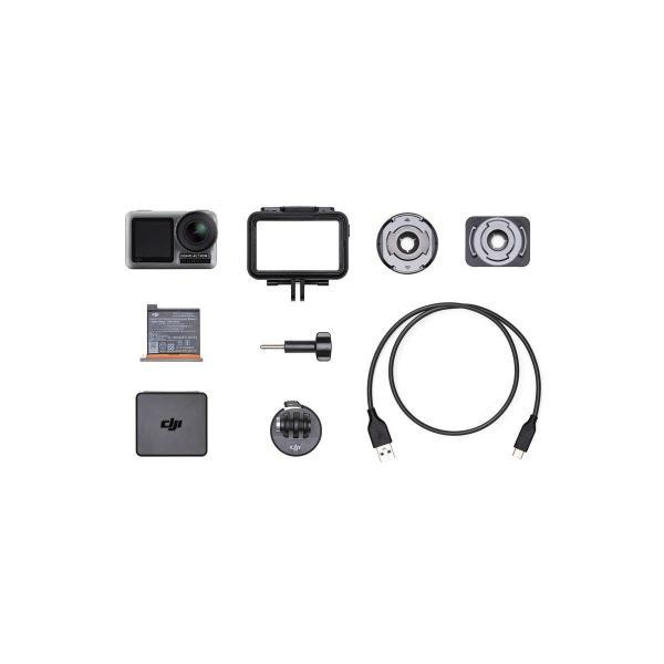 Osmo Action + 充電キット + GPCケース セット アクションカメラ 防水 DJI オズモアクション 4K HDR|skylinkjapan|05