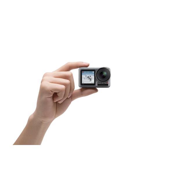 Osmo Action + 充電キット + GPCケース セット アクションカメラ 防水 DJI オズモアクション 4K HDR|skylinkjapan|06
