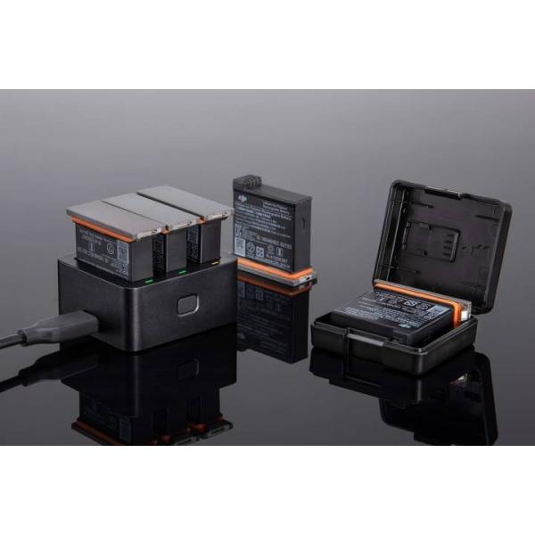 Osmo Action + 充電キット + GPCケース セット アクションカメラ 防水 DJI オズモアクション 4K HDR|skylinkjapan|08