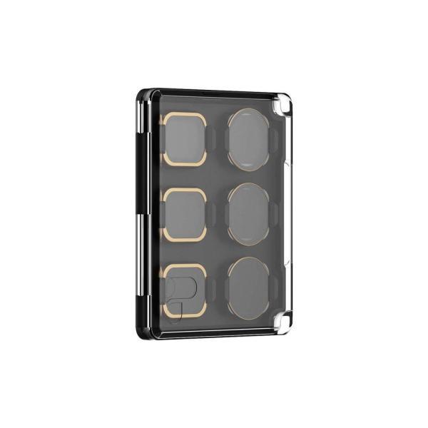 PolarPro Mavic 2 Pro シネマシリーズフィルターセット 6-Pack (ND4, ND8, ND16, ND4/PL, ND8/PL, ND16/PL) マビック 2 ドローン skylinkjapan 03