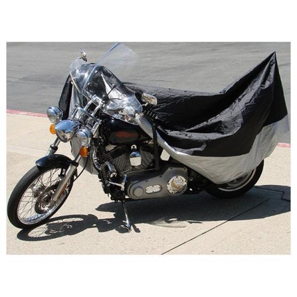 風/雨/埃防止オートバイ/バイクカバー 雨の日も安心、梅雨も安心 BCXXL|skynet|03