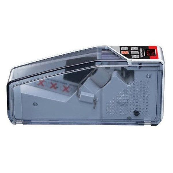 マネーカウンター 簡単計数 ハンディタイプ 持ち運び可能 ポータブルお札カウンタ 高速でカウント 紙幣カウンター V40|skynet|05