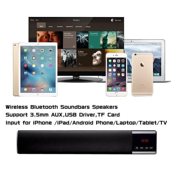 Hi-Fi Bluetoothスピーカー ミニホームシアター ワイヤレス ラウドスピーカー iPhone スマホ対応 ハンズフリー通話 microSDカード USBメモリ再生 B28S