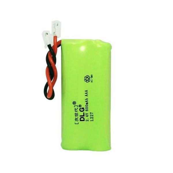 コードレス 子機用充電池 ニッケル水素電池 バッテリーパック シャープ パナソニック製品に 汎用 予備電池  SHARP M-003 Panasonic BK-T406など対応 CLBTL227