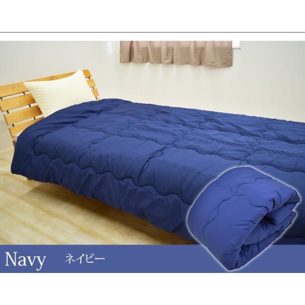掛け布団 シンサレート インシュレーション シングルサイズ 150×210cm 防ダニ 洗える thinsulate Insulation 暖かさ 羽毛の約2倍 掛布団 S 《1.TS4》|sleep-plus|11