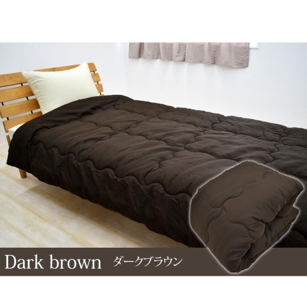 掛け布団 シンサレート インシュレーション シングルサイズ 150×210cm 防ダニ 洗える thinsulate Insulation 暖かさ 羽毛の約2倍 掛布団 S 《1.TS4》|sleep-plus|13