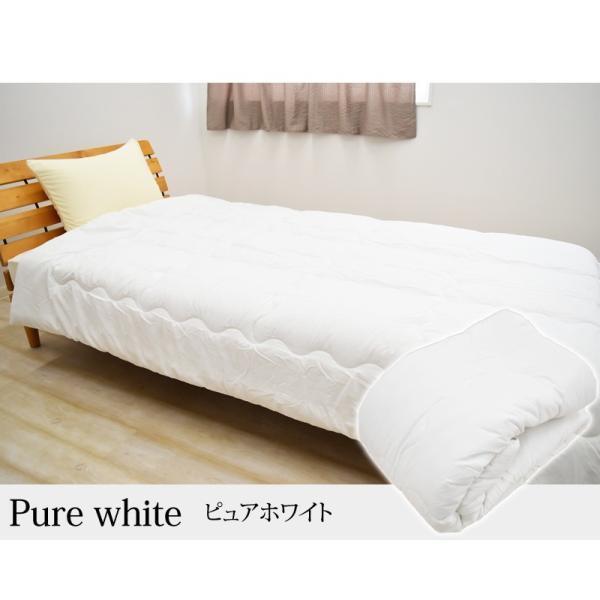 掛け布団 シンサレート インシュレーション シングルサイズ 150×210cm 防ダニ 洗える thinsulate Insulation 暖かさ 羽毛の約2倍 掛布団 S 《1.TS4》 sleep-plus 17