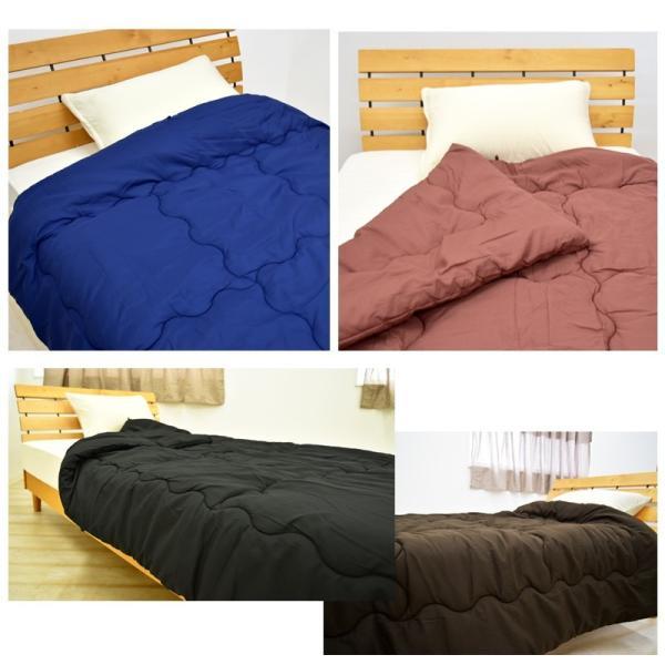 掛け布団 シンサレート インシュレーション シングルサイズ 150×210cm 防ダニ 洗える thinsulate Insulation 暖かさ 羽毛の約2倍 掛布団 S 《1.TS4》|sleep-plus|18
