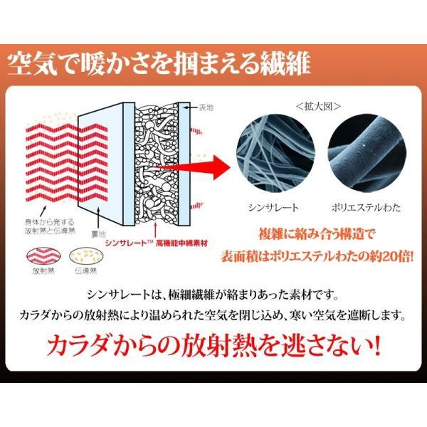 掛け布団 シンサレート インシュレーション シングルサイズ 150×210cm 防ダニ 洗える thinsulate Insulation 暖かさ 羽毛の約2倍 掛布団 S 《1.TS4》|sleep-plus|03
