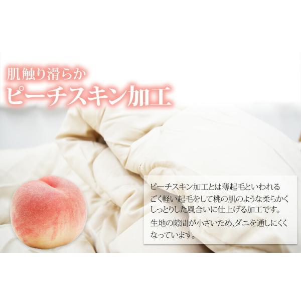 掛け布団 シンサレート インシュレーション シングルサイズ 150×210cm 防ダニ 洗える thinsulate Insulation 暖かさ 羽毛の約2倍 掛布団 S 《1.TS4》|sleep-plus|07