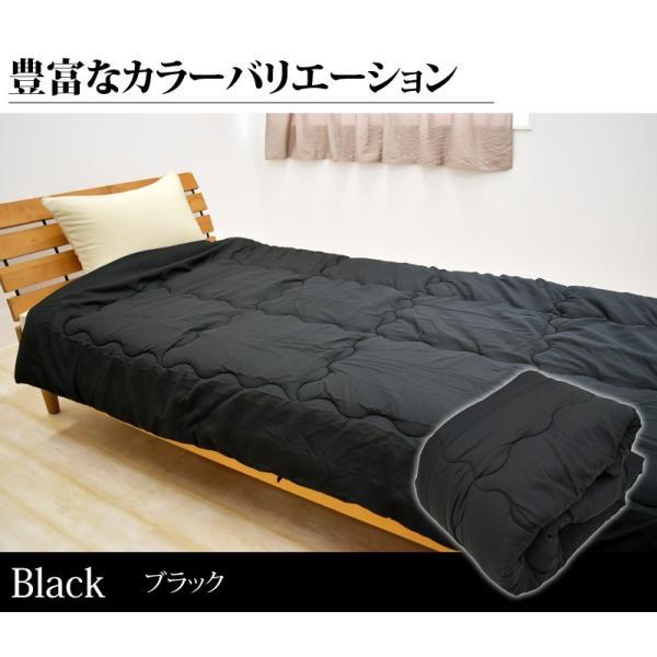 掛け布団 シンサレート インシュレーション シングルサイズ 150×210cm 防ダニ 洗える thinsulate Insulation 暖かさ 羽毛の約2倍 掛布団 S 《1.TS4》|sleep-plus|10