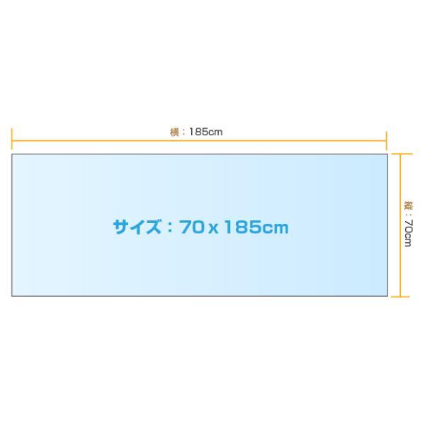 長座布団 中身 70×185cm  座り心地良い 中綿五層構造 日本製|sleep-shop|06