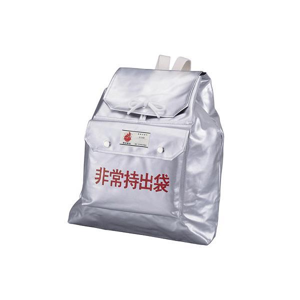 非常用持出し袋リュック型(防炎協会認定品)40×7×40.5cm 防災避難用品袋のみ、中身は含まれておりません