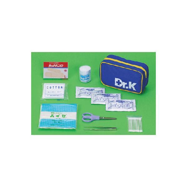救急セットDr.K (ドクターケイ) ベルトポーチ型 防災避難用品 ドクターK 備蓄 非常用
